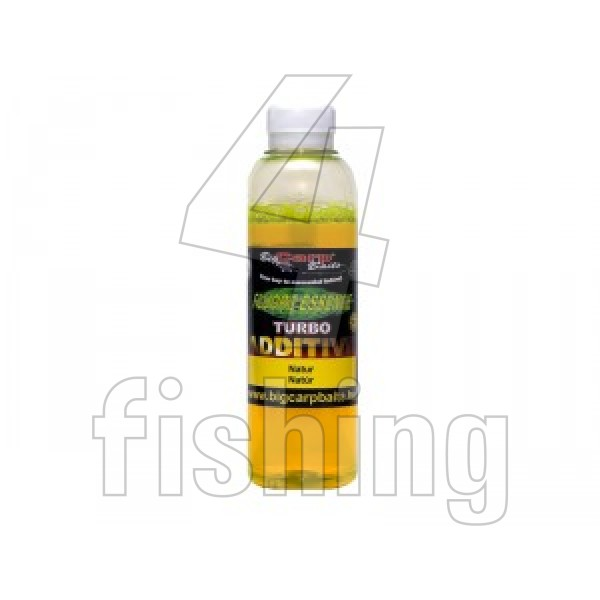 Big Carp Baits GLM Mussel Fluore Essence TURBO Additive 250 ml